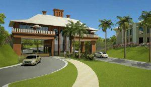Condomínio Royal Maison Entrada